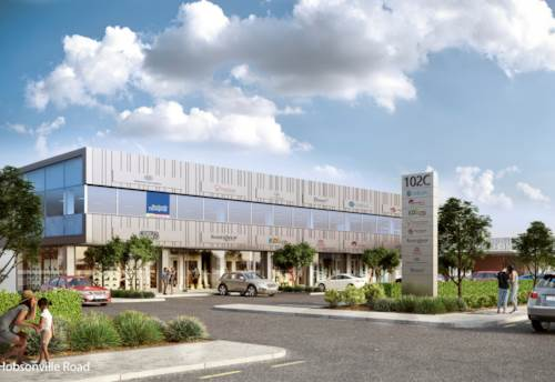 Hobsonville, OWN HOBSONVILLE'S LAST REMAINING GROUND FLOOR OFFICE - 326M², Property ID: 75976 | Barfoot & Thompson