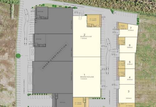 Hobsonville, 7 BRAND NEW INDUSTRIAL UNITS - FOR SALE, Property ID: 81113 | Barfoot & Thompson
