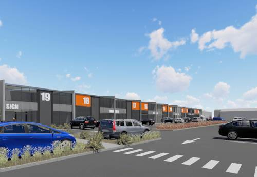 Wiri, BRAND NEW 218M² INDUSTRIAL UNITS FOR SALE, Property ID: 82383 | Barfoot & Thompson