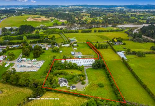 Whenuapai, 3.75 ACRES HD DEVELOPMENT LAND BY WATERCARE AND WESTGATE, Property ID: 785235 | Barfoot & Thompson
