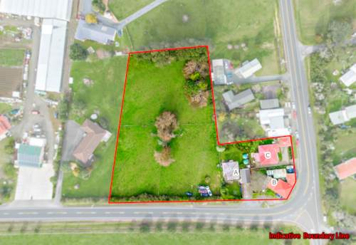 Kingseat, Corner Business Zone Land, Property ID: 793050 | Barfoot & Thompson