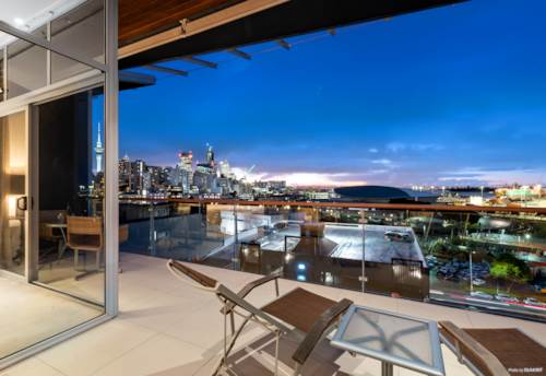 Parnell, Rooftop Garden Apt - Glorious Views, Property ID: 793502 | Barfoot & Thompson