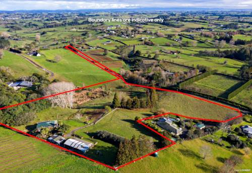 Pukekohe East, Bowl me down or build me up -  either way I must be sold, Property ID: 793679 | Barfoot & Thompson