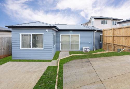 Manurewa, Freehold Brand New with Great Rental Return, Property ID: 790124 | Barfoot & Thompson