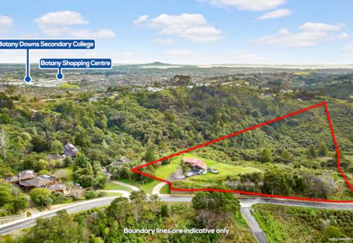 East Tamaki Heights, Tranquil lifestyle with amazing views, Property ID: 793461 | Barfoot & Thompson