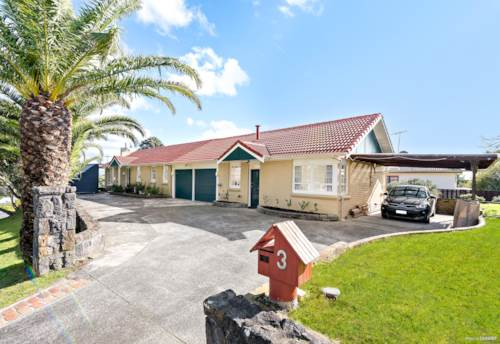 Mt Roskill, HOME AND INCOME ON 1039M2 ,Harbour Views, Property ID: 794255   Barfoot & Thompson