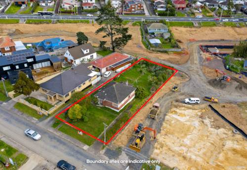 Mt Roskill, Development Opportunity on 870m2 Section, Property ID: 794103   Barfoot & Thompson
