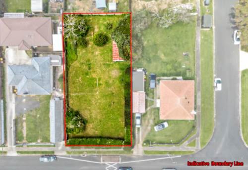 Papatoetoe, Freehold 809m² Vacant Section, Property ID: 794312 | Barfoot & Thompson
