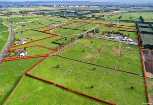 Waiau Pa, Enjoy Big Land?  (approx 15.784ha.), Property ID: 794587 | Barfoot & Thompson