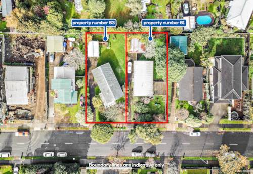 St Johns, 1214m2 Section in St Johns, Property ID: 794368 | Barfoot & Thompson