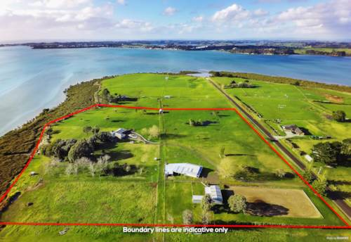 Waiuku, COASTAL HOME, EQUESTRIAN + SHEDDING ON 6.45HA, Property ID: 794060 | Barfoot & Thompson