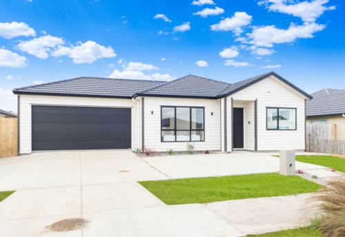 Papakura, BRAND NEW FIVE BEDROOM HOME, Property ID: 787871 | Barfoot & Thompson
