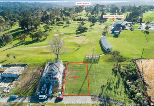 Albany, 534m2, Golf Lover's dream site!, Property ID: 795297 | Barfoot & Thompson