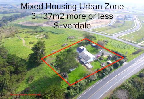 Silverdale, Strike Gold - 3137m2  Mixed Housing Urban, Property ID: 795309 | Barfoot & Thompson