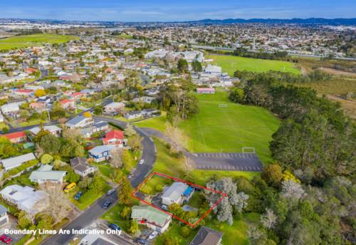 Te Atatu Peninsula, Unique Opportunity - Resource Consent Granted for 2 Lots, Property ID: 795493 | Barfoot & Thompson