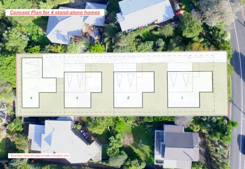 Waiake, Time is money? RC approved for 2 lots, Property ID: 792136   Barfoot & Thompson