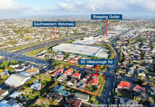 Hillsborough, 809m2 Corner Section - RC & BC Approved, Property ID: 795860 | Barfoot & Thompson