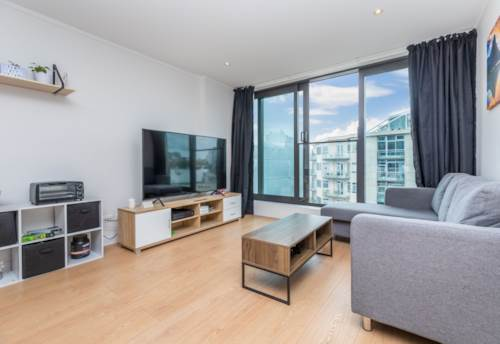 Auckland Central, Stylish 1 Bedroom + Study Apartment in Sugartree, Property ID: 796413 | Barfoot & Thompson