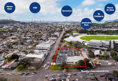 Epsom, PROFILE LANDHOLDING WITH SUBSTANTIAL INCOME, Property ID: 84036 | Barfoot & Thompson