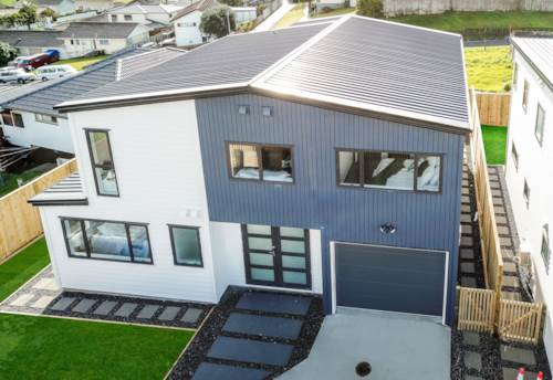 Papatoetoe, BRAND NEW, FREEHOLD AND FREE STANDING HOME WITH VIEWS!, Property ID: 794969 | Barfoot & Thompson