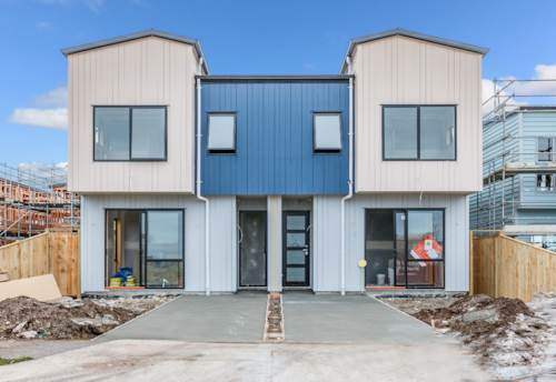 Papakura, Affordable Brand New Home With River Views, Property ID: 797091   Barfoot & Thompson