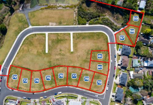 Ranui, Virtually flat 505m2 more or less section, ready to build, Property ID: 776491 | Barfoot & Thompson