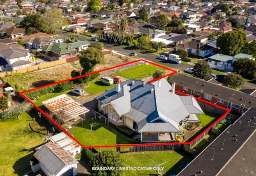 Papatoetoe, 1522m2 Prime Section ? RC & BC issued, Property ID: 797341 | Barfoot & Thompson