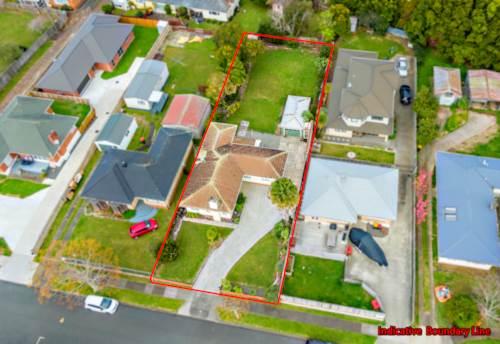 Papatoetoe, Development Opportunity - Mixed Housing Urban Zone, Property ID: 796639 | Barfoot & Thompson