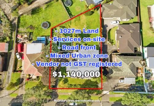 Papatoetoe, Developers DREAM -1027m2 -Urban zone, Property ID: 796243 | Barfoot & Thompson