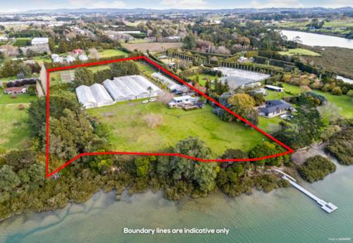 Whenuapai, Prime Coastal Asset, Endless Potential!, Property ID: 797733 | Barfoot & Thompson