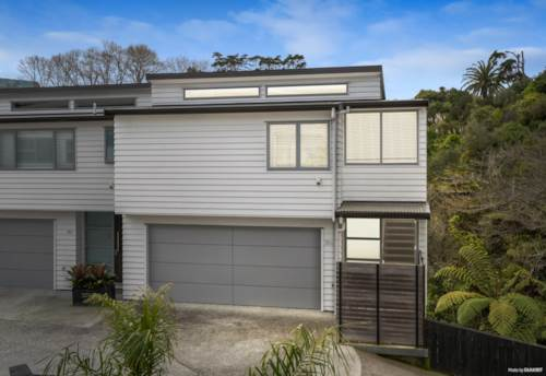 Mission Bay, Weatherboard in Serene Nature Setting, Property ID: 797749 | Barfoot & Thompson