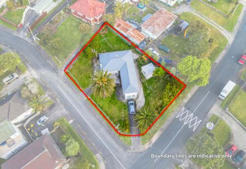 Henderson, 868m2 Corner Side Section Zoned Terrace Housing & Apartment, Property ID: 797872   Barfoot & Thompson