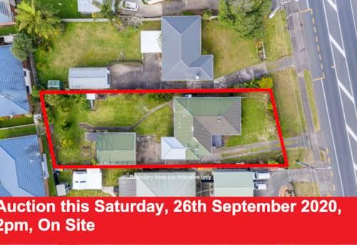 Henderson, Calling Developers/Investors - 817m2 MHU Zone, Property ID: 796385   Barfoot & Thompson