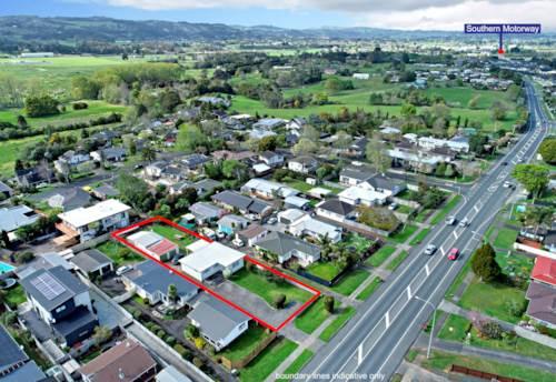 Opaheke, 1012m2 Land & Location - Developers & Investors Delight!, Property ID: 797896   Barfoot & Thompson