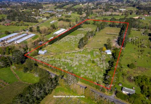 Kumeu, FUTURE URBAN LAND - 18 ACRES, Property ID: 84763 | Barfoot & Thompson