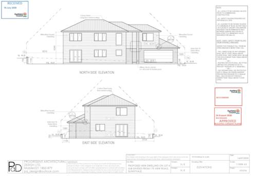 Sunnyvale, 453m2 Section - Resource & Building Consent Granted, Property ID: 798177 | Barfoot & Thompson