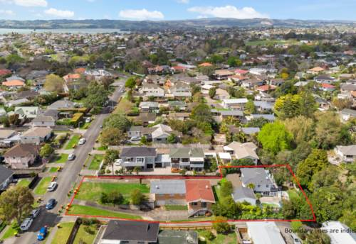 Howick, 1947m² land with RC for subdivisions, Property ID: 798118 | Barfoot & Thompson
