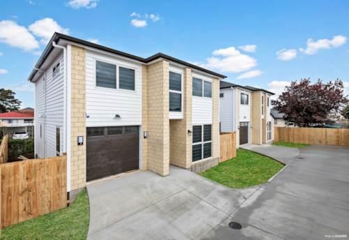 Manurewa, Brand New and Spacious, Property ID: 798317 | Barfoot & Thompson