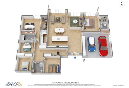 Milldale, Large Flat Site 702sqm in Milldale, Property ID: 798234   Barfoot & Thompson