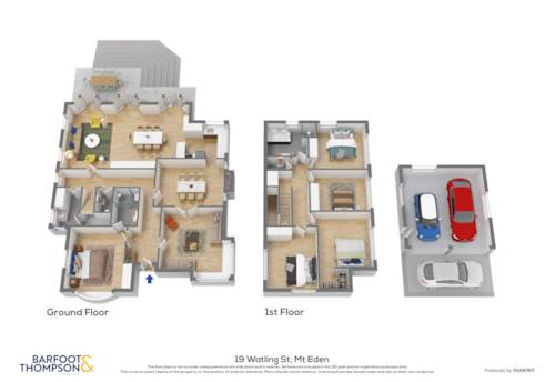 Mt Eden, Space for all the family in Double Grammar Zone, Property ID: 798352   Barfoot & Thompson