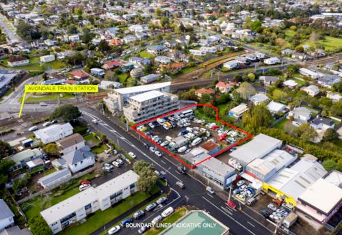 Avondale, 2718m2 in Business - Mixed Use Zone, Property ID: 798375 | Barfoot & Thompson
