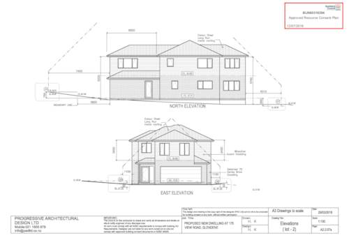 Sunnyvale, 304m2 Section - Resource Consent Granted., Property ID: 798907 | Barfoot & Thompson