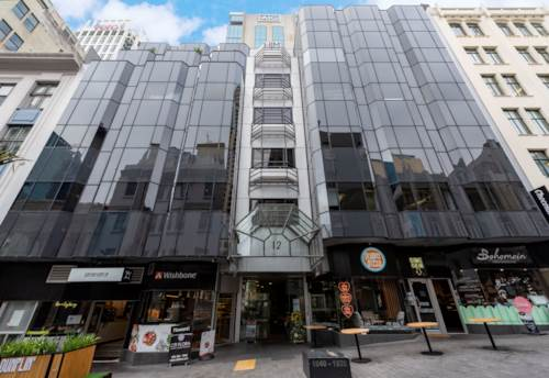 City Centre, HIGH STREET PRECINCT OFFICE FLOOR, Property ID: 84817 | Barfoot & Thompson