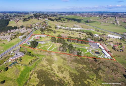 Silverdale, LARGE LANDHOLDING WITH SECURED INCOME - 5.9550HA, Property ID: 84840 | Barfoot & Thompson