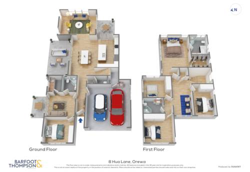 Millwater, Amazing New family Home, Property ID: 799142   Barfoot & Thompson