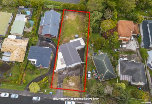 Mt Roskill, Calling All The Developers - 872m2 Mixed Housing Urban Zone, Property ID: 798981 | Barfoot & Thompson