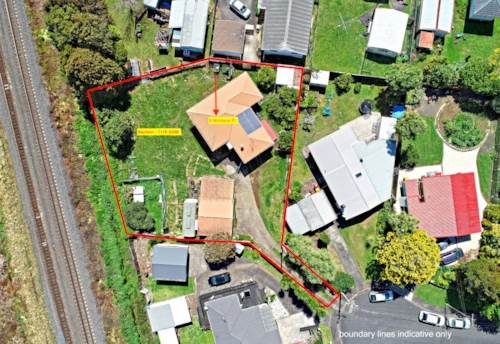 Papakura, Blink and you will miss it!, Property ID: 799183 | Barfoot & Thompson