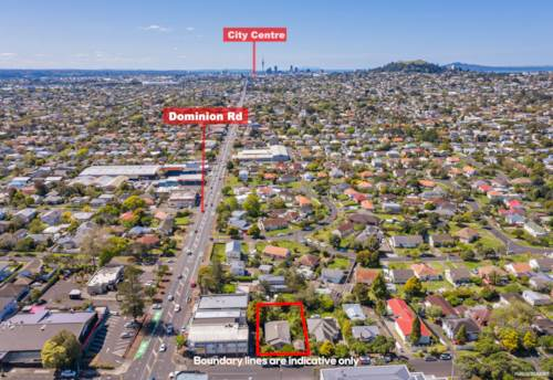 Mt Roskill, Location & Potential- 817m2 Mixed Urban - Character Bungalow, Property ID: 799561 | Barfoot & Thompson