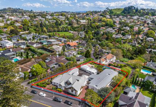 Remuera, BEST DEVELOPMENT SITE IN REMUERA, Property ID: 84555 | Barfoot & Thompson