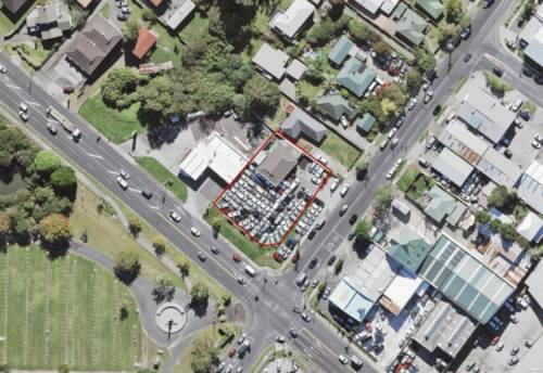 Glen Eden, STRATEGIC CORNER SITE, Property ID: 84949 | Barfoot & Thompson